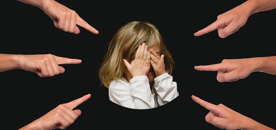 dětská šikana