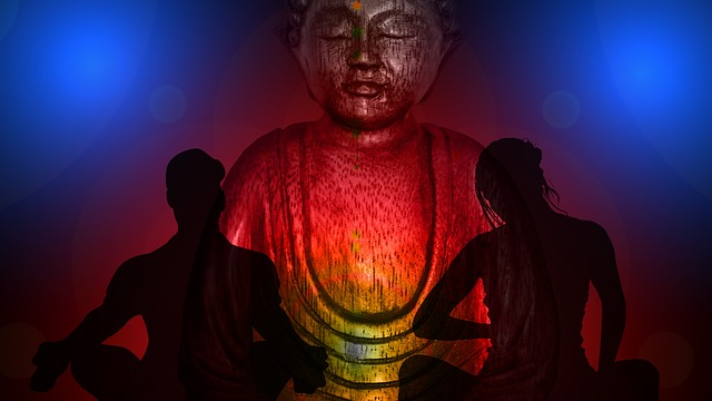 buddha, dvojice