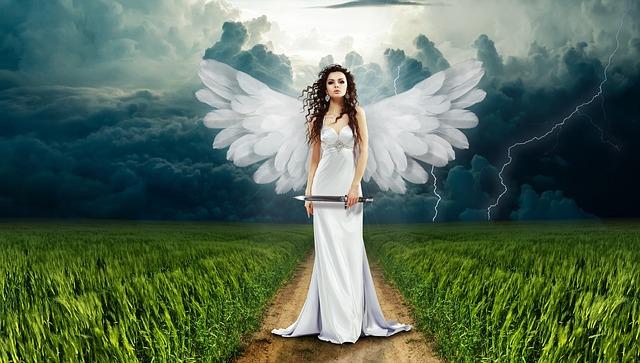 anděl s nožem