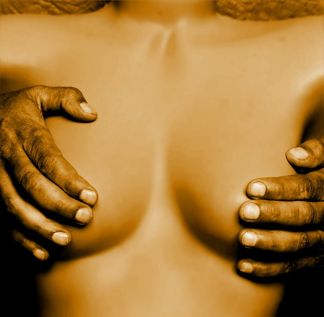 mladá prsa