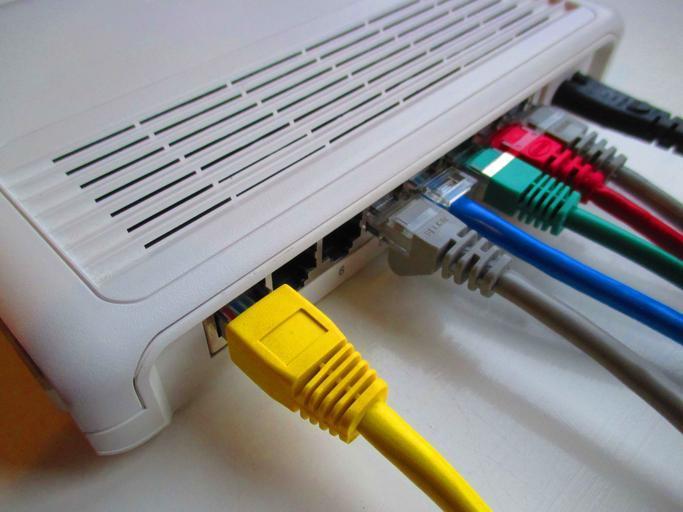 Jako první se postarejte o připojení k internetu