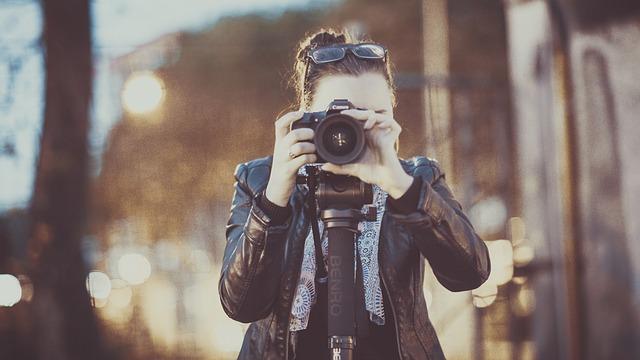 profesionální foto technika