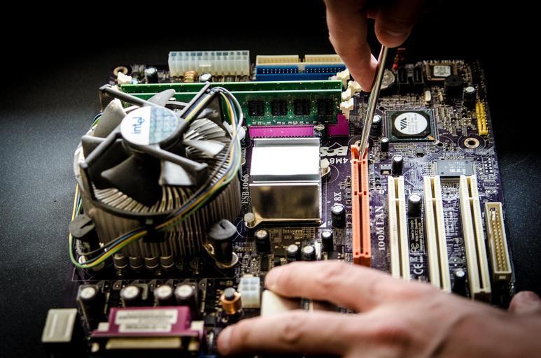 oprava počítačů