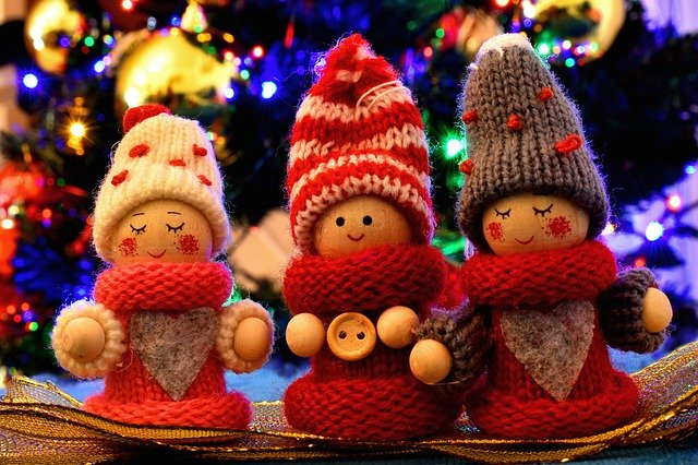 dekorace panenky