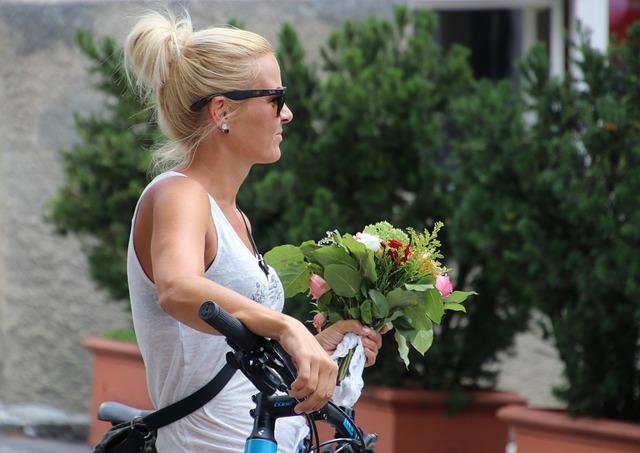 Jízda na kole je vhodná